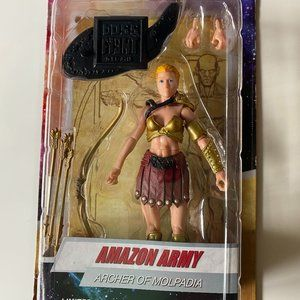 VITRUVIAN HACKS  AMAZON ARMY - ARCHER OF MOLPADIA